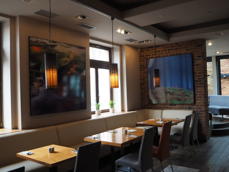 The new Salut restaurant concept